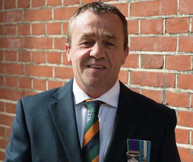 Photo of Ian Belcher