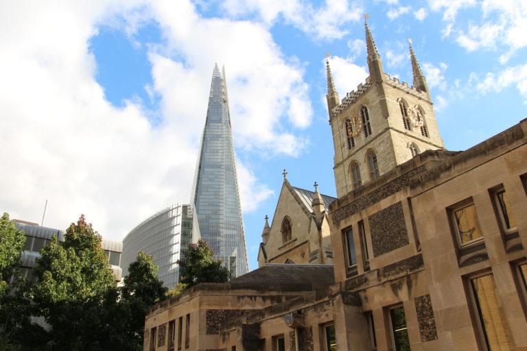 Southwark borough in London