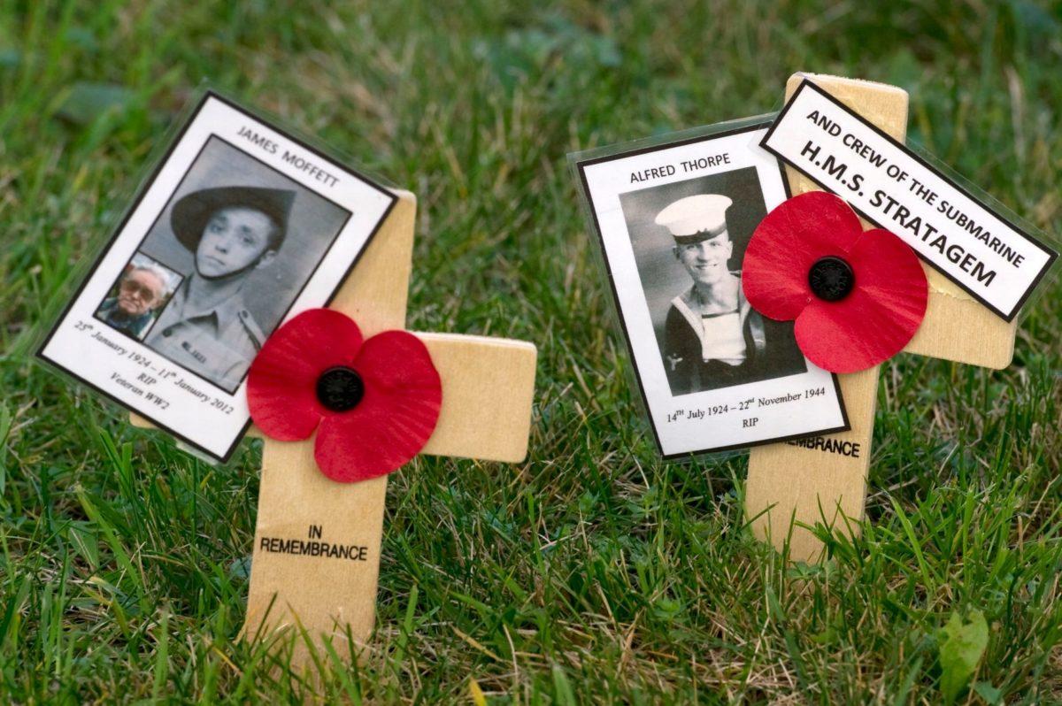 WW1 remembrance